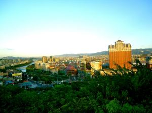 Good view of Yuyao (China)