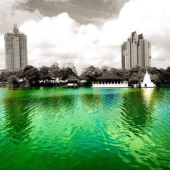 CMB lake